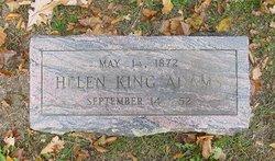 Helen King <i>Laverty</i> Adams