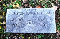 Dr Lauriston Hardin Laurie Hill