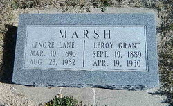 LeRoy Grant Marsh