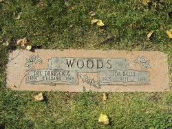 Deacon Derrick Gelston Woods, Sr