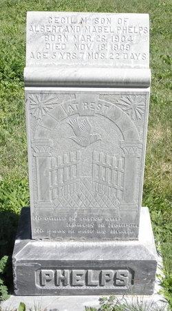 Cecil M. Phelps