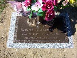Donna Louise <i>Buckley</i> Alexander