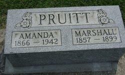 Amanda <i>McDonald</i> Pruitt