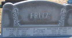 Edward Barnhart Fritz