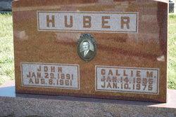 Callie M. Huber