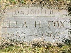Ella H Fox