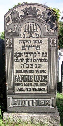 Fannie Okin