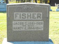Nancy Ellen <i>Barnhart</i> Fisher