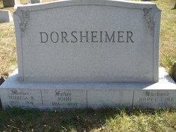 Theresa R Dorsheimer