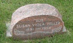 Susan Viola Olie Teller