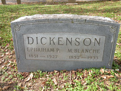 Ephraim Persley Dickenson