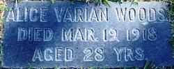 Alice Varian Woods