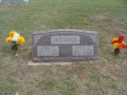 Myrtle Elizabeth <i>Jones</i> Adams