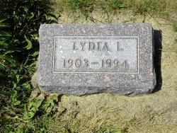 Lydia Iola <i>Satrom</i> Borud