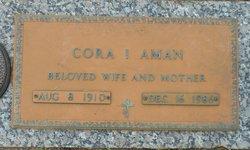 Cora Irene <i>Cain</i> Aman