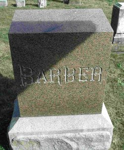 Amasa <i>Mills</i> Barber