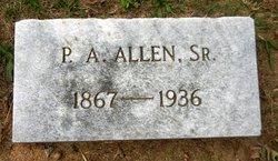 Peyton Austin Allen, Sr