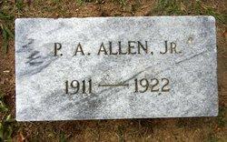 Peyton Austin Allen, Jr