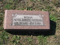 Nettie <i>Hathaway</i> Harding Shepherd
