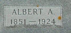 Albert Alfred Bravinder