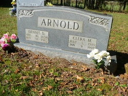Clera M Arnold