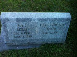 Edith <i>Padfield</i> Bixler