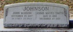 John Marion Johnson