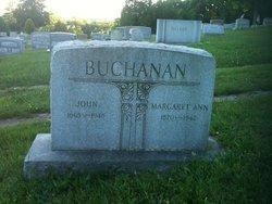 Margaret Ann <i>Griffith</i> Buchanan
