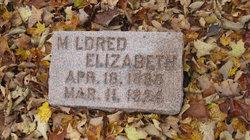 Mildred Elizabeth Ingalls
