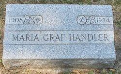Maria <i>Graf</i> Handler