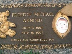 Preston Michael Arnold