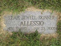 Leah Jewell <i>Skinner</i> Allessio