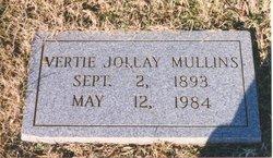 Vertie Viola <i>Jollay</i> Mullins