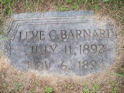 Leve C. Barnard