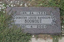 Dorothy Louise <i>Randolph</i> Bookout