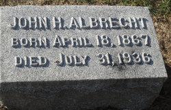 John Harrison Albrecht