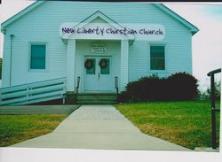 New Liberty Christian Church Cemetery