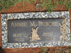 Annie M. Dubose