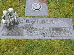 Dixie Louise <i>Harris</i> Hewlett