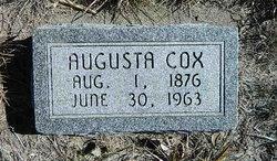 Augusta <i>Engel</i> Cox