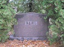 Alma Margaret <i>Dallum</i> Behl