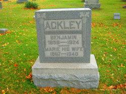 Benjamin Peter Ackley