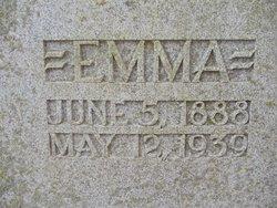 Emma <i>Weuckner</i> Lohman