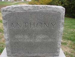Ida Bell <i>King</i> Anthony