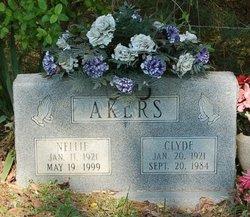 Nellie <i>Grass</i> Akers