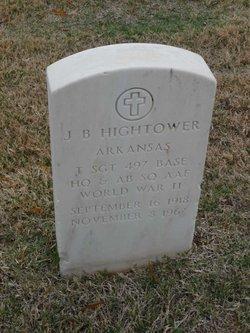 J B Hightower