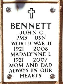 John C Bennett