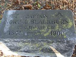 Capt Norval Blackburn