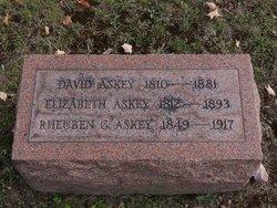 Reuben G. Askey