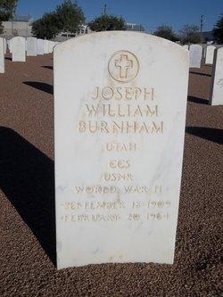Joseph William Burnham